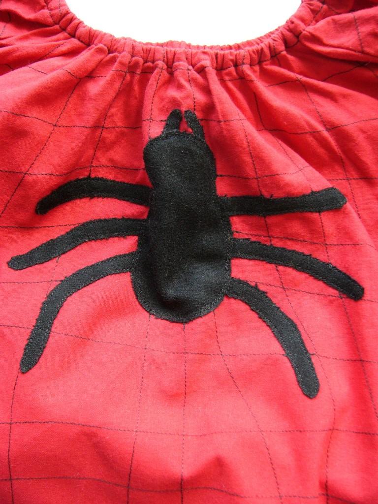 Déguisement Spider man 01