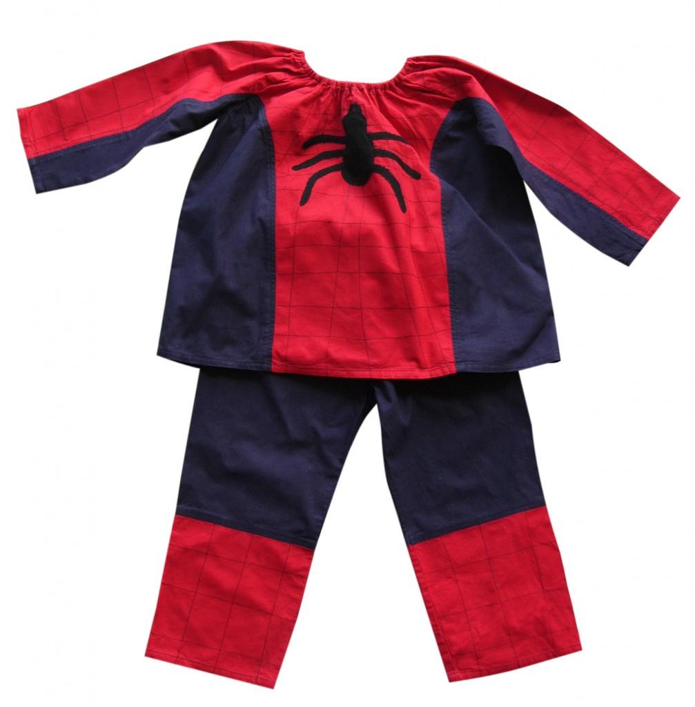 Déguisement Spider man